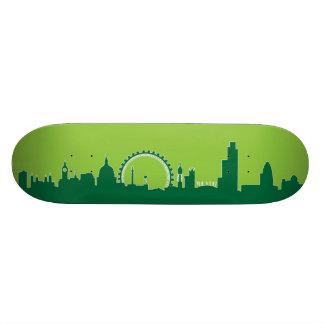 London England Skyline Skate Boards