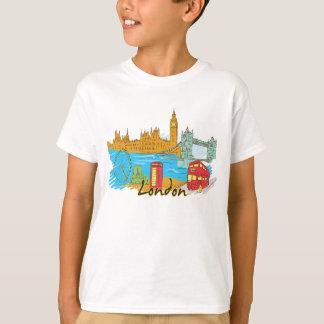 London England Travel T-Shirt