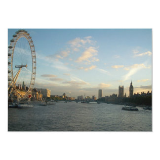 London Eye and Parliament Invitations