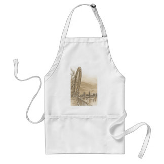 London Eye and Westminster Art Aprons