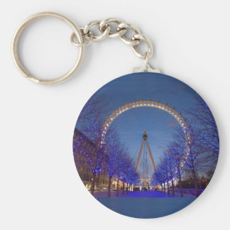 London Eye, Basic Button Keychain