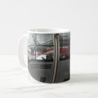London Eye Cabin White Coffee Mug