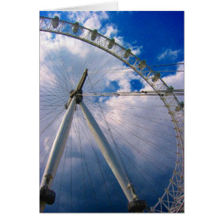london eye card
