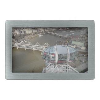 London Eye City View Belt Buckle