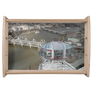 London Eye City View Serving Tray