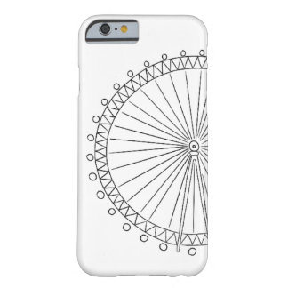 London Eye iPhone 6/6s Case