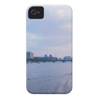 London Eye Near Body of Water during Day Time iPhone 4 Case