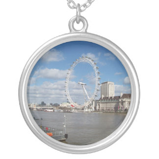 London Eye Necklace