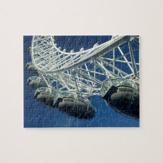 London Eye on Thames Jigsaw Puzzle