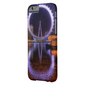 London-Eye Reflection, iPhone 6 Cover Barely There iPhone 6 Case