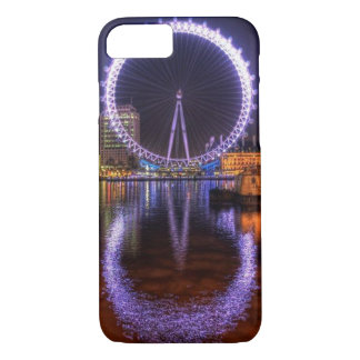 London-Eye Reflection, iPhone 7 Cover