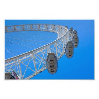 London Eye UK Print Photo Art