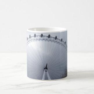 London Eye White Coffee Mug