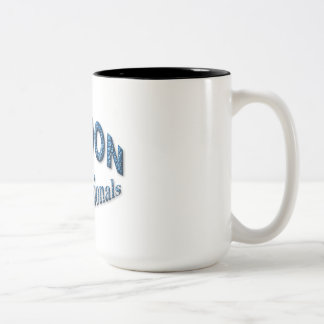 London for Professionals Two-Tone Mug