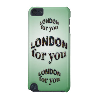 London for You iPod Touch (5th Generation) Cases