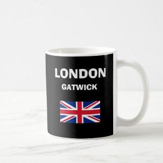 London* Gatwick Airport LGW Code Mug