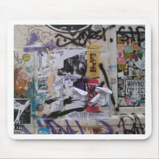 London Graffiti Mousepad