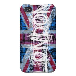 London Graffiti Scratch iPhone 4 Case