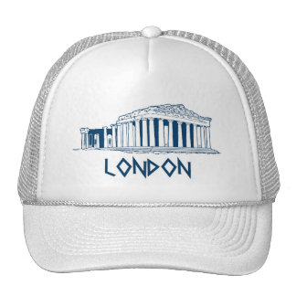 London, Greece Cap