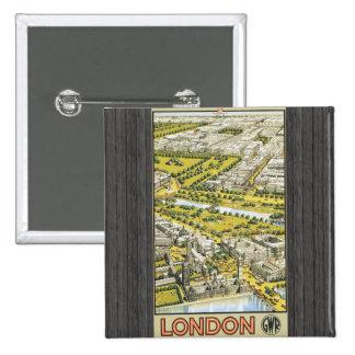 London Gwr Vintage Pins