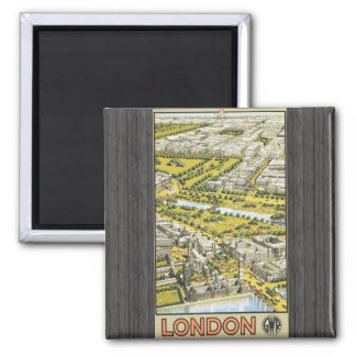 London Gwr, Vintage Refrigerator Magnets