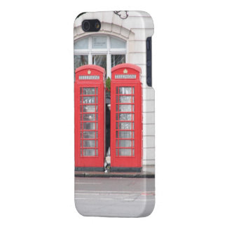 London Icon Phone booth iPhone 5 cover