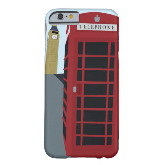 London Icons Illustrated iPhone 6/6s Case