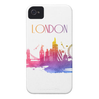 London iPhone 4 Case-Mate Case