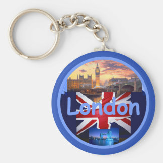 LONDON Keychain