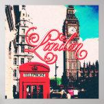 London Landmark Vintage Photo