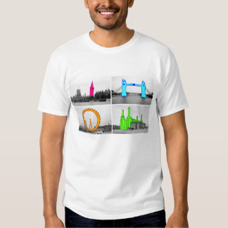 London Landmarks Collection Special Tees