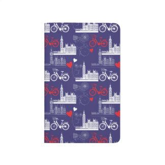 London Landmarks Pattern Journal