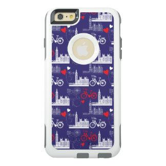 London Landmarks Pattern OtterBox iPhone 6/6s Plus Case