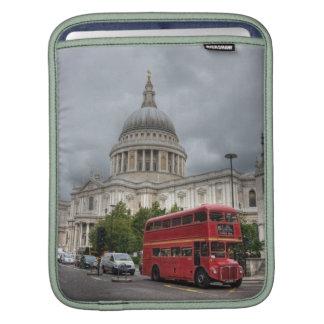 London Mac book air case iPad Sleeves