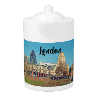 London Medium Teapot