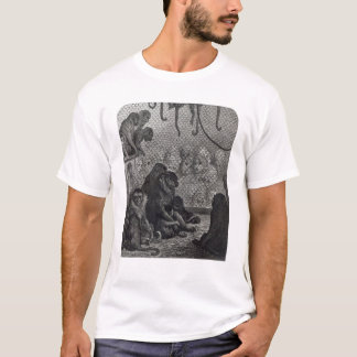 London' Monkeys T-Shirt