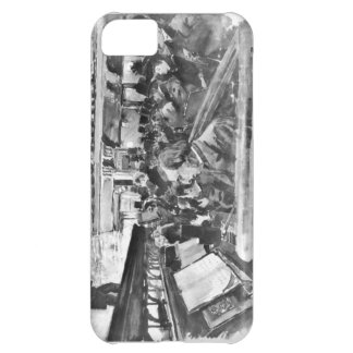 London Music Hall Orchestra Pit 1890 iPhone 5C Case
