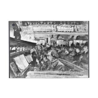 London Music Hall Orchestra Pit 1890 iPad Mini Covers