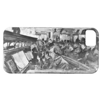 London Music Hall Orchestra Pit 1890 iPhone 5 Cases