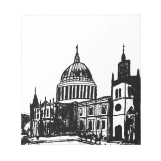 London painting notepad