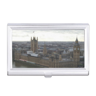 London Palace of Westminster Business Card Holder