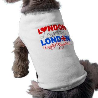 London pet clothing