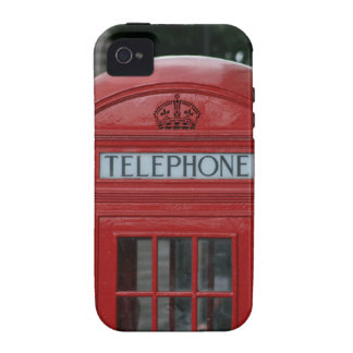 London Phone Booth Case iPhone 4/4S Case
