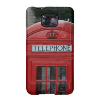 London Phone Booth Case Samsung Galaxy S2 Covers