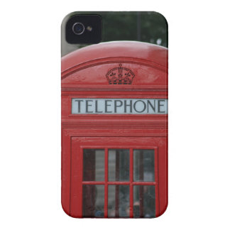 London Phone Booth Case Case-Mate iPhone 4 Cases
