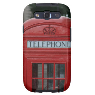 London Phone Booth Case Samsung Galaxy S3 Cover