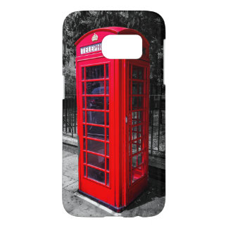 London Phone booth case (Samsung Galaxy S7)