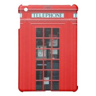 London Phone Booth iPad Case