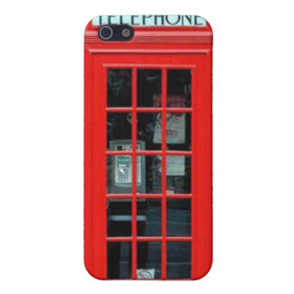 London Phone Booth iPhone 4 Case