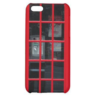 LONDON PHONE BOOTH iPhone 5C CASES